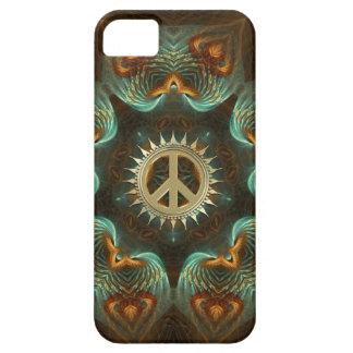 iPhone 5 Case Cas intérieur de l'iPhone 5 d'anges de paix