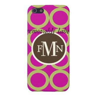 iPhone 5 Case ♥♥♥♥ de bulles de mod de PixDezines