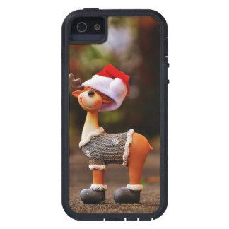 iPhone 5 Case Décorations de renne - renne de Noël