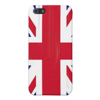 iPhone 5 Case Drapeau britannique d'Union Jack
