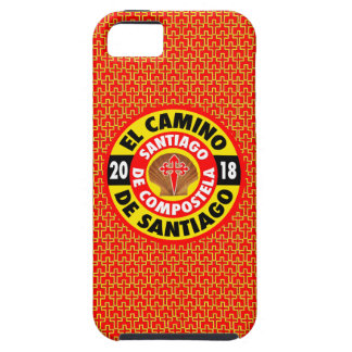 iPhone 5 Case EL Camino De Santiago 2018