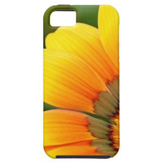 iPhone 5 Case Fleur jaune