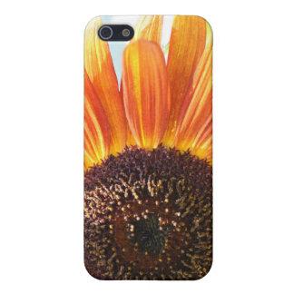 iPhone 5 Case Fleurs de floraison au ressort