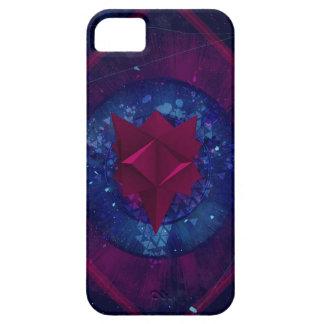 iPhone 5 Case Galaxie géométrique