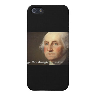 iPhone 5 Case George Washington