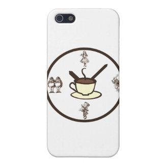 iPhone 5 Case Heure pour un thé fou Party7