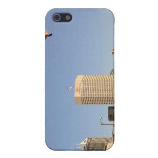 iPhone 5 Case Horizon de ville d'Indianapolis