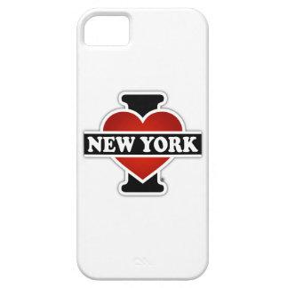 iPhone 5 Case I coeur New York