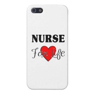 iPhone 5 Case Infirmière pendant la vie