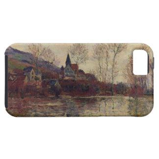 iPhone 5 Case Inondations de Claude Monet | chez Giverny