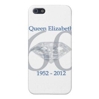 iPhone 5 Case Jubilé de diamant de la Reine Elizabeth