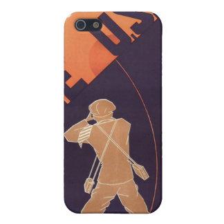 iPhone 5 Case Le cru voient l'URSS voyager