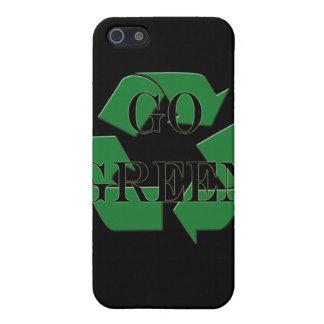 iPhone 5 Case Le devenez écolo réutilisent le téléphone portable