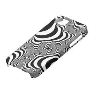 iPhone 5 Case Le zèbre barre la caisse de l'iPhone 5