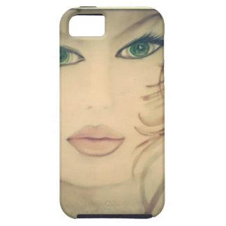 iPhone 5 Case Madame Portrait