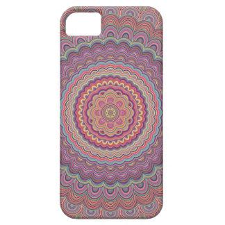 iPhone 5 Case Mandala géométrique hippie