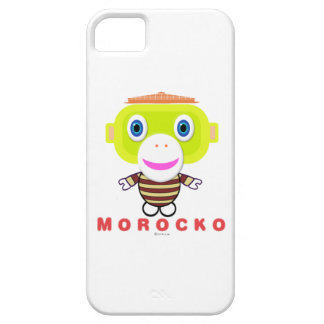 iPhone 5 Case Morocko