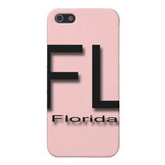 iPhone 5 Case Noir de FL la Floride