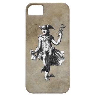 iPhone 5 Case Obscurité de Mercury Hermes