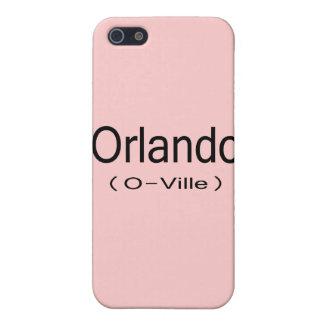 iPhone 5 Case Orlando (O-Ville)