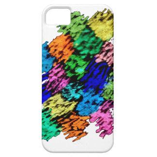 iPhone 5 Case Peignez le cas de l'iPhone 5/5S de taches