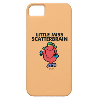 iPhone 5 Case Petite Mlle de ondulation Scatterbrain