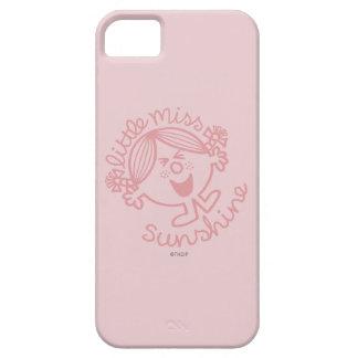 iPhone 5 Case Petite Mlle excitable Sunshine