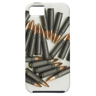 iPhone 5 Case point creux des munitions 7.62x39mm de munitions