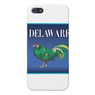 iPhone 5 Case Poulet vert du Delaware
