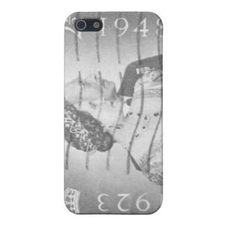 iPhone 5 Case Roi et reine d'Angleterre