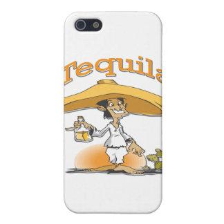 iPhone 5 Case Sombrero de Mexicain de cactus de tequila