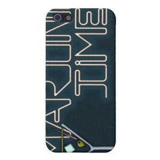 iPhone 5 Case Temps de Martini