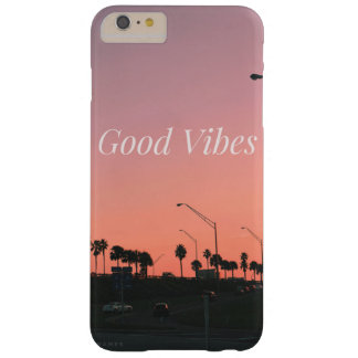iPhone 6/6s plus, Goed vibesHoesje Barely There iPhone 6 Plus Hoesje