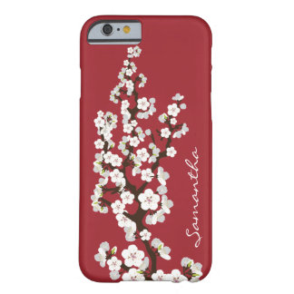 iPhone 6 (rood) Hoesje van de Bloesems van de kers