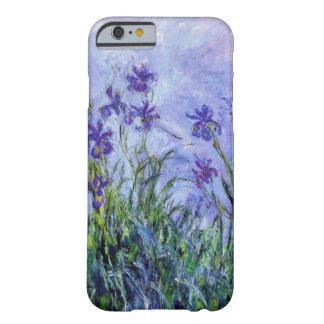 iPhone 6 van de Irissen van Monet Lila hoesje