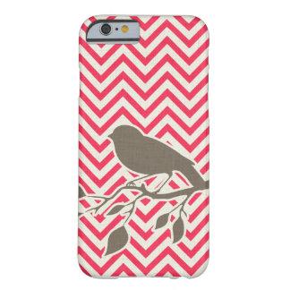 iPhone 6 van de vogel & van de Chevron hoesje