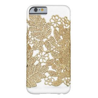 iPhone 6 van het Kant van Artandra Gouden hoesje Barely There iPhone 6 Hoesje
