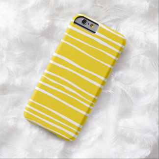 iPhone 6 van het Patroon van de Streep van de Barely There iPhone 6 Hoesje