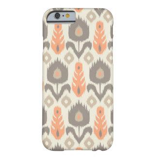 iPhone 6 van het Patroon van Ikat geval Barely There iPhone 6 Case