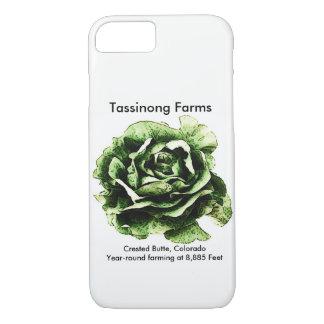 iPhone 7 - Cas de téléphone de fermes de Tassinong Coque iPhone 7