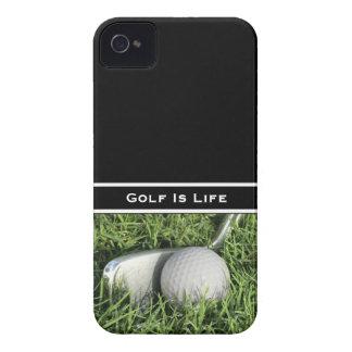 iPhone d'affaires 4 cas de golf Coques iPhone 4