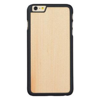 iPhone mince en bois 6/6s plus le cas Coque Mince En Érable iPhone 6 Plus