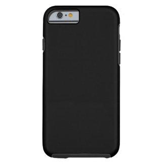 iPhone noir 6 dur Coque iPhone 6 Tough