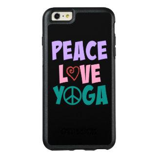 iPhone Otterbox van de Yoga van de Liefde van de