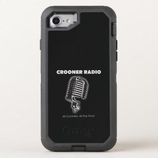 iPhone par radio de loutre de chanteur de charme Coque Otterbox Defender Pour iPhone 7