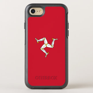 iPhone van het Eiland Man OtterBox