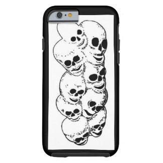 iPhone van schedels 6 Taaie Hoesjes, Tough iPhone 6 Hoesje