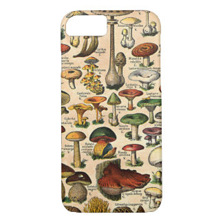 iPhone vintage 7 de guide de champignon Coque iPhone 8/7