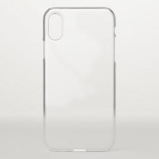 iPhone X van Apple het Hoesje van de Deflector