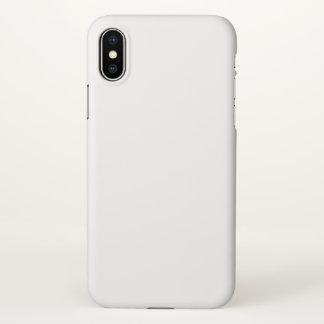 iPhone X van Apple het Hoesje van de Steen